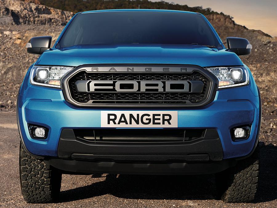 Ford Ranger ทุกรุ่นย่อย