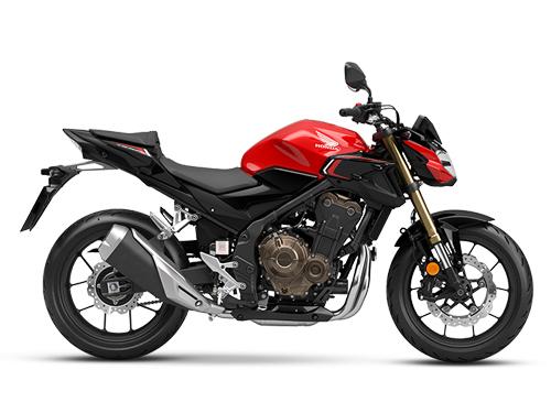 Honda CB 500F MY22 ปี 2021 ราคา-สเปค-โปรโมชั่น