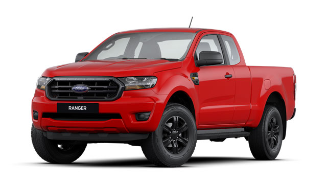 ฟอร์ด Ford-Ranger Open Cab 2.2L XL+ Hi-Rider 6 MT MY19-ปี 2019