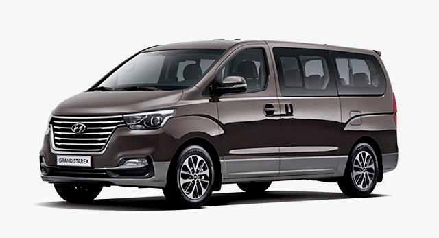 ฮุนได Hyundai-Grand Starex Premium MY2018-ปี 2016