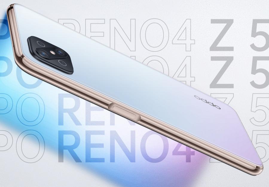 OPPO Reno 4 Z 5G ราคา-สเปค-โปรโมชั่น