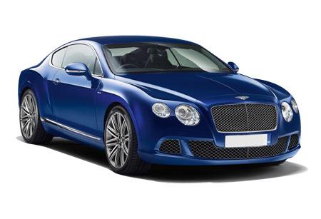 เบนท์ลี่ย์ Bentley-Continental GT Speed-ปี 2013