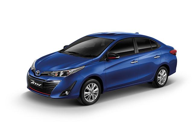 โตโยต้า Toyota-Yaris ATIV 1.2 S-ปี 2017