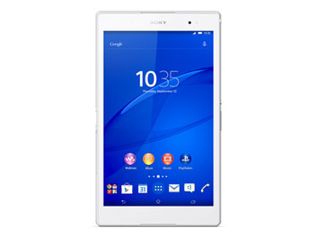 Sony Xperia Z3 Tablet Compact ราคา-สเปค-โปรโมชั่น