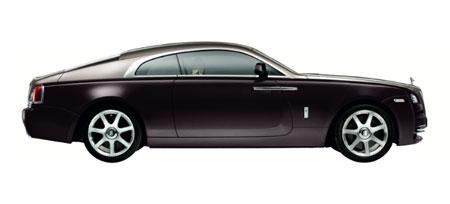 โรลส์-รอยซ์ Rolls-Royce-Wraith Standard-ปี 2013