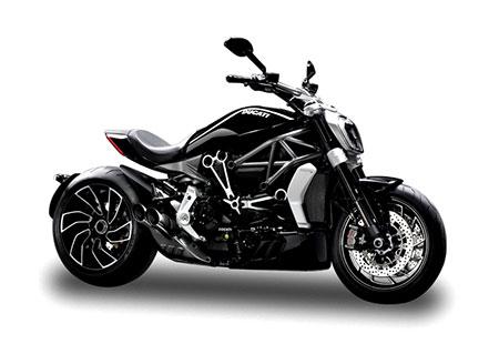 ดูคาติ Ducati-Diavel XDiavel S-ปี 2016