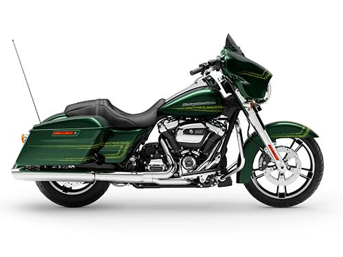 ฮาร์ลีย์-เดวิดสัน Harley-Davidson-Touring Street Glide MY2019-ปี 2019