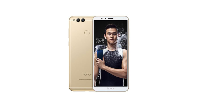 Huawei Honor 7X (32GB) ราคา-สเปค-โปรโมชั่น