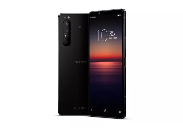 โทรศัพท์มือถือโซนี่ Sony Xperia 1 Logo