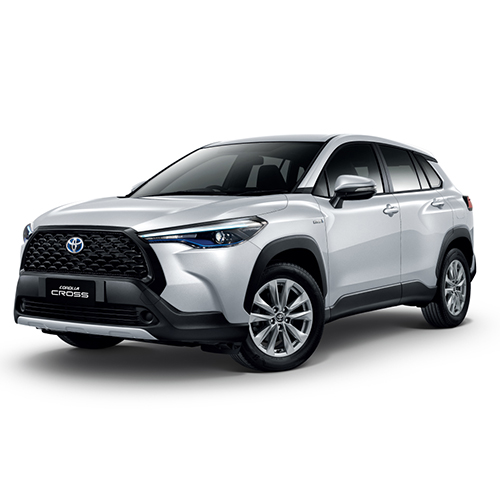 Toyota COROLLA CROSS Hybrid Smart ปี 2020 ราคา-สเปค-โปรโมชั่น