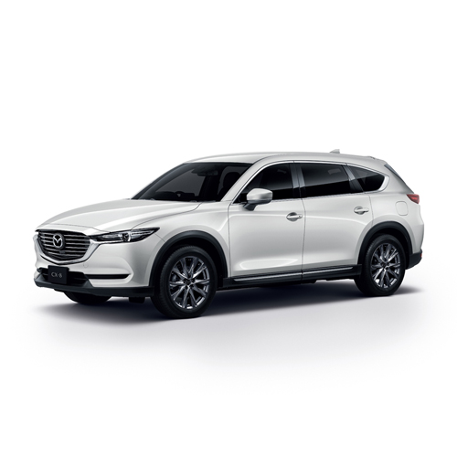 Mazda CX-8 2.2 XDL SKYACTIV-D 7 Seat ปี 2021 ราคา-สเปค-โปรโมชั่น