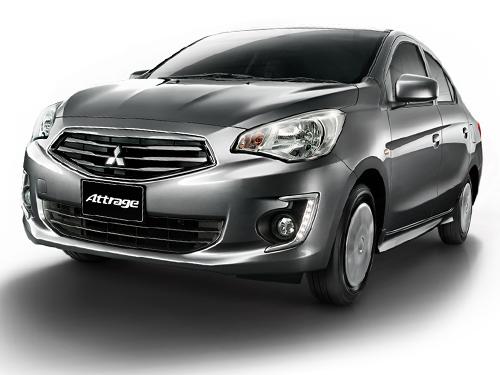 มิตซูบิชิ Mitsubishi-Attrage Limited Edition-ปี 2018