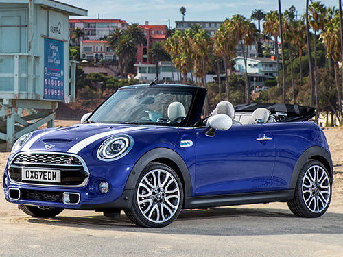 มินิ Mini-Convertible Cooper MY18-ปี 2018