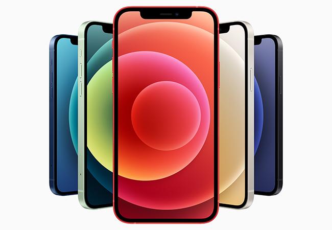 โทรศัพท์มือถือแอปเปิล APPLE iPhone 12 Logo