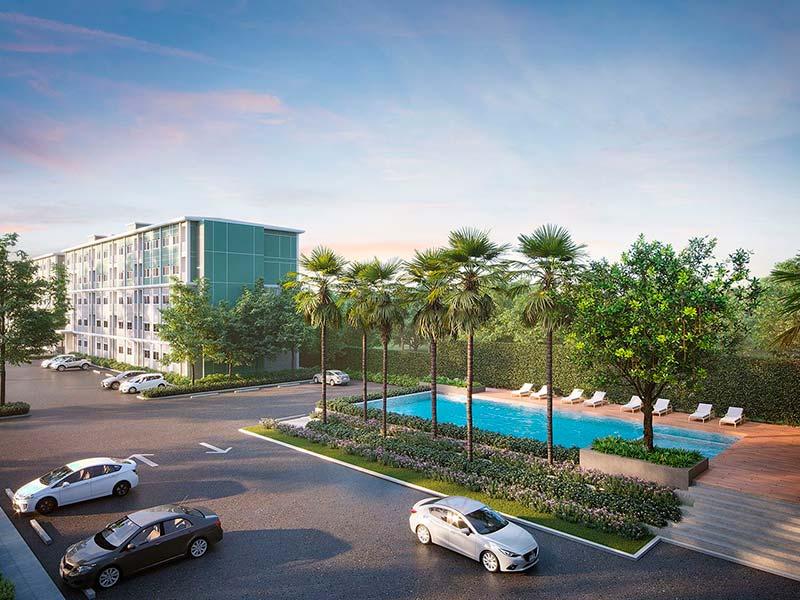 เสนา คิทท์ เวสต์เกต บางบัวทอง (Sena Kith Westgate-Bangbuathong) ราคา-สเปค-โปรโมชั่น