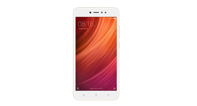 Xiaomi Redmi Y1 RAM 3GB ราคา-สเปค-โปรโมชั่น