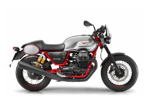 Moto Guzzi V7 ทุกรุ่นย่อย