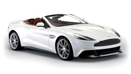 Aston Martin Vanquish ทุกรุ่นย่อย
