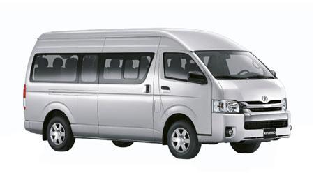โตโยต้า Toyota Commuter 3.0 A/T ปี 2014