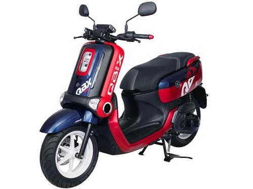 Yamaha QBIX ทุกรุ่นย่อย