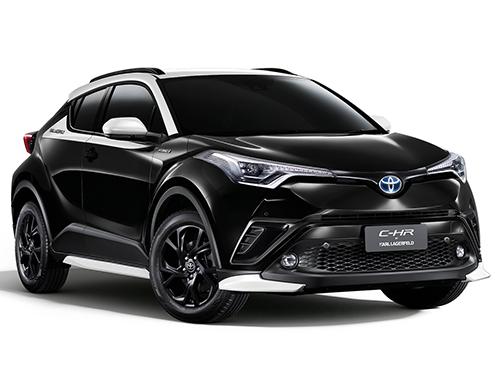 Toyota C-HR Karl Lagerfeld Limited Edition ปี 2020 ราคา-สเปค-โปรโมชั่น