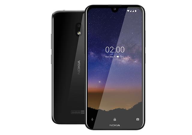 โทรศัพท์มือถือโนเกีย Nokia 2 Logo