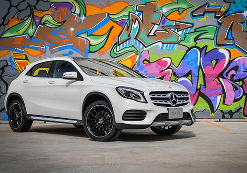 เมอร์เซเดส-เบนซ์ Mercedes-benz-GLA-Class GLA 250 AMG Dynamic MY2017-ปี 2017