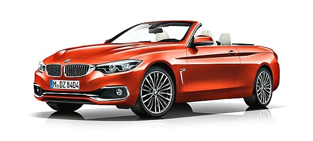 บีเอ็มดับเบิลยู BMW-Series 4 430i Convertible Luxury-ปี 2017