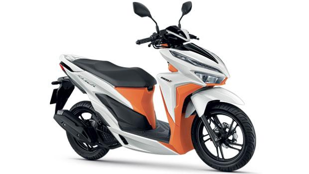 ฮอนด้า Honda-Click i 125i 2019 (ล้อแม็ก)-ปี 2019