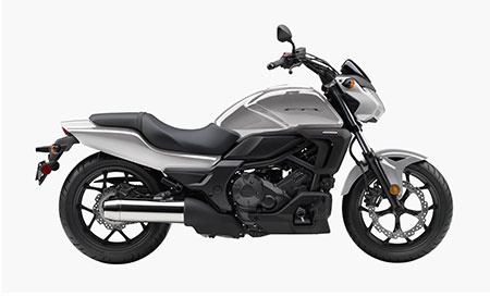 ฮอนด้า Honda-CTX 700NF-ปี 2015