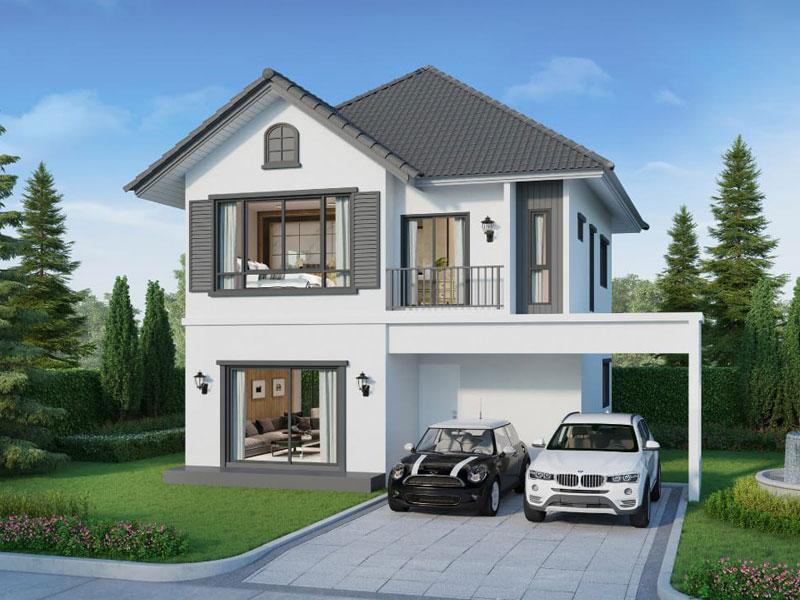 บ้านพร็อพเพอร์ตี้เพอร์เฟค Property Perfect โมดิ วิลล่า Logo