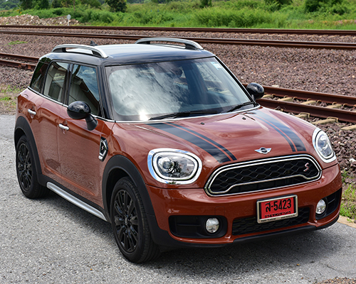มินิ Mini-Countryman Cooper S Hightrim-ปี 2017