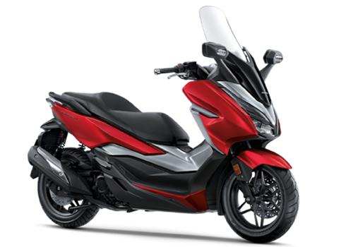 ฮอนด้า Honda-Forza 300 MY2019-ปี 2019