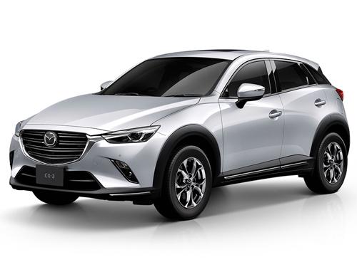 Mazda CX-3 2.0 COMFORT MY2021 ปี 2021 ราคา-สเปค-โปรโมชั่น
