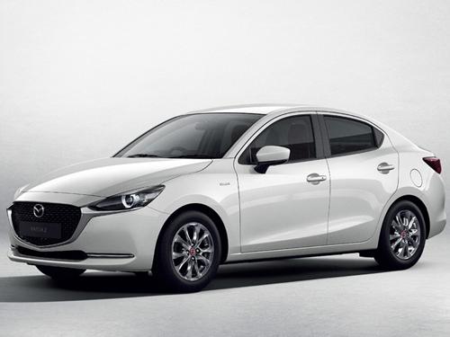 Mazda 2 100th Anniversary Edition ปี 2020 ราคา-สเปค-โปรโมชั่น