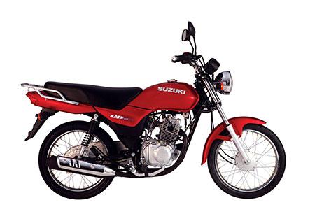 รถมอเตอร์ไซค์ซูซูกิ Suzuki GD110 HU Logo