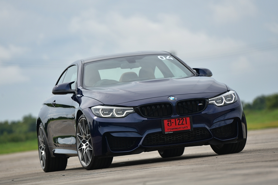 BMW M4 Competition ปี 2020 ราคา-สเปค-โปรโมชั่น