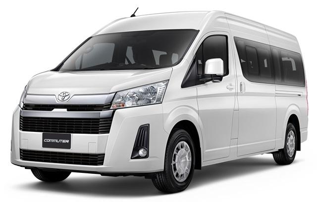 Toyota Commuter 2.8 MT ปี 2019 ราคา-สเปค-โปรโมชั่น