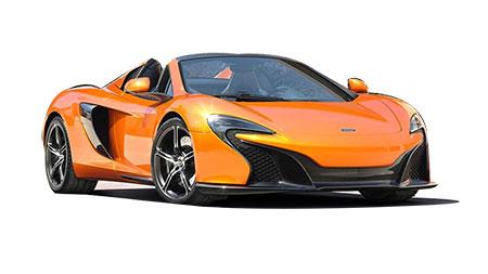 แมคลาเรน McLaren-650S Spider-ปี 2014