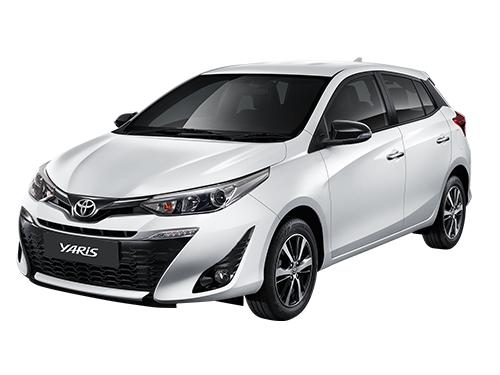 โตโยต้า Toyota-Yaris Mid-ปี 2019