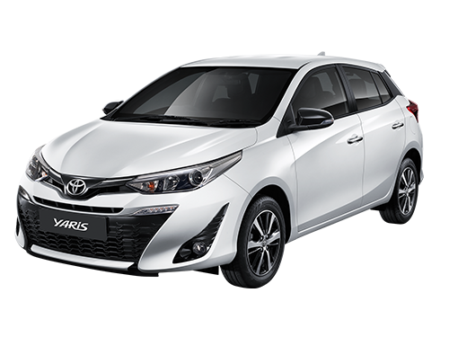 Toyota Yaris Mid ปี 2019 ราคา-สเปค-โปรโมชั่น
