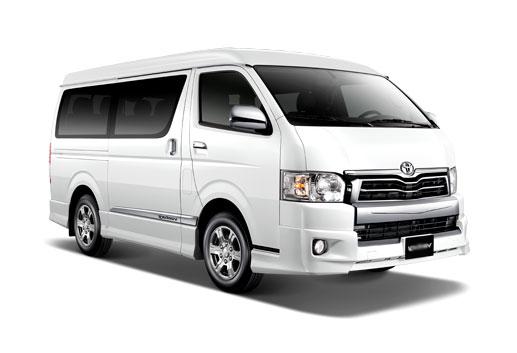 โตโยต้า Toyota-Ventury 3.0 V-ปี 2014