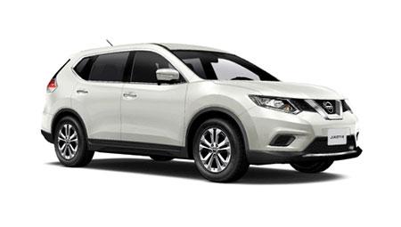 นิสสัน Nissan-X-Trail 2.0 S-ปี 2014