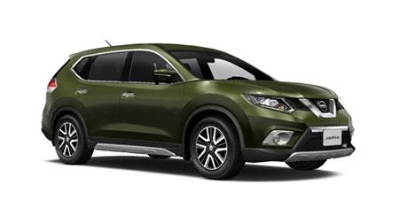 นิสสัน Nissan-X-Trail 2.5 V 4WD Sunroof-ปี 2014