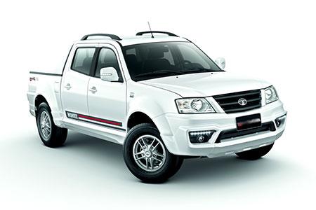 ทาทา TATA-Xenon Double Cab 150NX-Treme 4X2 ABS Airbag-ปี 2015