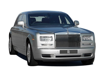 Rolls-Royce Phantom Series II Logo