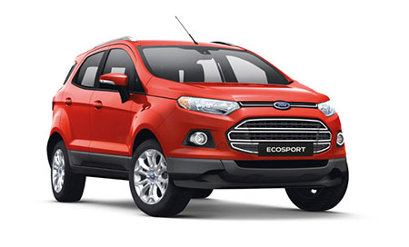 ฟอร์ด Ford-EcoSport Titanium AT-ปี 2016