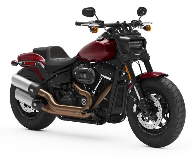 Harley-Davidson Softail Fat Bob 114 MY20 ปี 2020 ราคา-สเปค-โปรโมชั่น