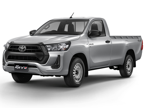 Toyota Revo Standard 4x2 2.8 Entry MY2020 ปี 2020 ราคา-สเปค-โปรโมชั่น