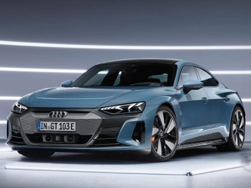 Audi e-tron GT quattro ปี 2021 ราคา-สเปค-โปรโมชั่น